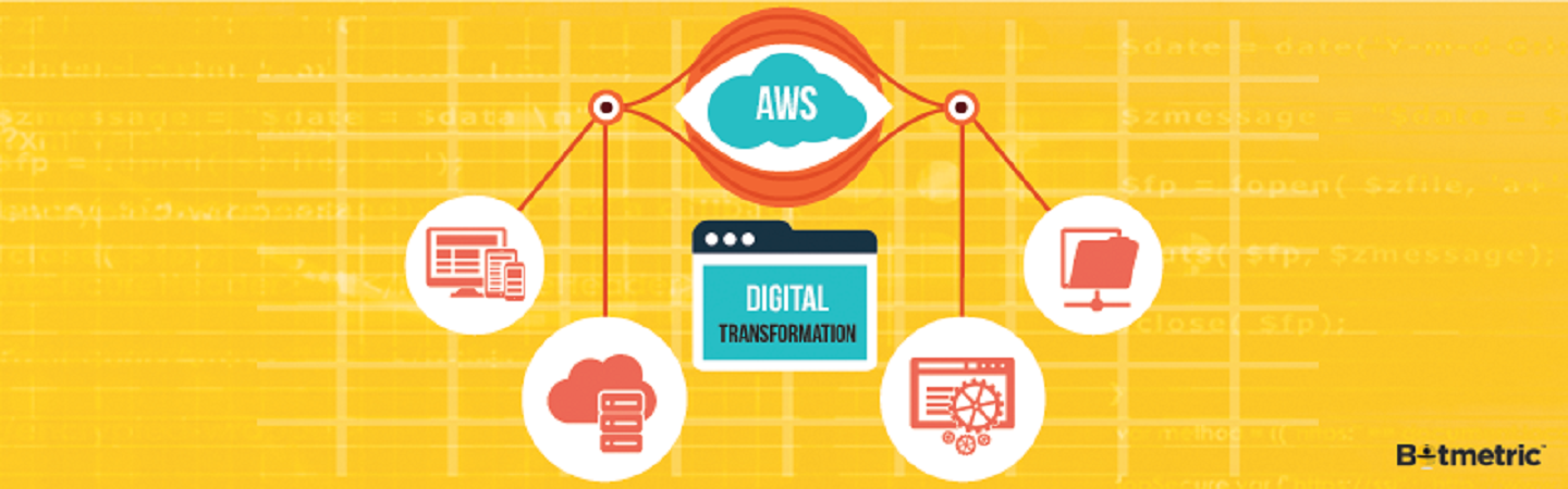 Role Of AWS In Digital Transformation: Truly A Technology Enabler In Every Vertical